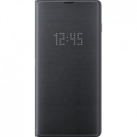 Samsung LED View cover S10+ Noir
