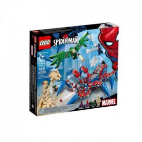 LEGO Marvel Super Heroes 76114 Le véhicule araignée