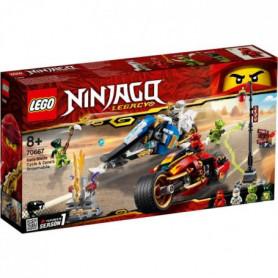 LEGO NINJAGO 70667 La Moto de Kai et Le Scooter