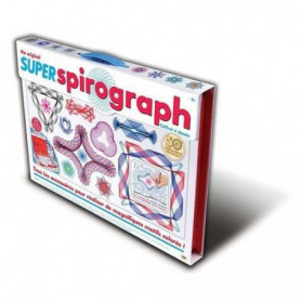 SPLASH TOYS Spirograph Super Kit