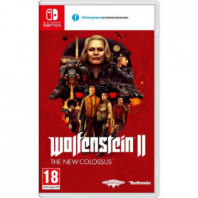 WOLFENSTEIN II : The new colossus Jeu Switch