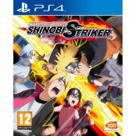 Naruto to Boruto Shinobi Striker Jeu PS4