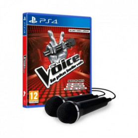 The Voice 2019 Jeu PS4 + 2 micros PS4