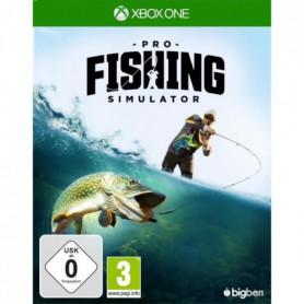 Pro Fishing Simulator Jeu Xbox One