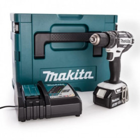 MAKITA Perceuse visseuse a percussion DHP482RFWJ1