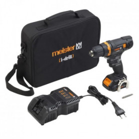 MEISTER Perceuse visseuse i-drill Sensor 12V Li