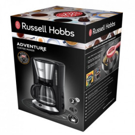 RUSSELLHOB Cafetiere filtre Adventure