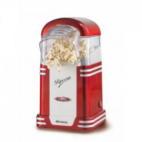 reil a Popcorn - 1100 W - Design années 50 - Rouge