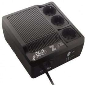 INFOSEC Onduleur Z1 Zenergy Cube EX 600 - 600 VA 3 Prises