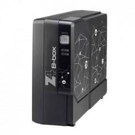 INFOSEC Onduleur Z4 B-Box EX 500 - 500 VA 3 Prises
