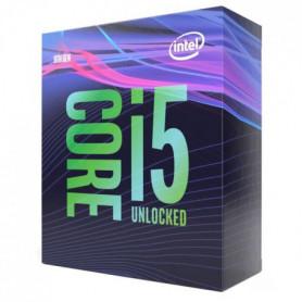 Processeur Intel Core i5 9600K - 6 coeurs - 3,7/4,6 GHz