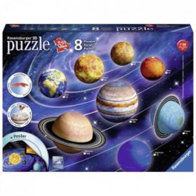 RAVENSBURGER Puzzle 3D Systeme solaire