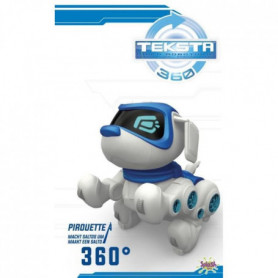 SPLASH TOYS Teksta Puppy 360 Robot Chien interactif