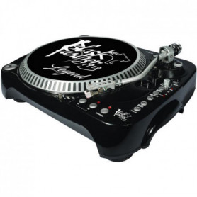 BLACK PANTHER CITY LEGEND Platine vinyle professionnelle