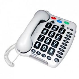 GEEMARC Téléphone fixe grosses touches sénior