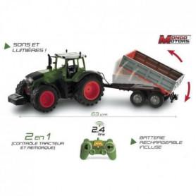 MONDO Tracteur télécommandée
