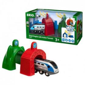 BRIO World  - Smart Tech - 33834 - Locomotive