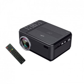 INOVALLEY Mini projecteur Lecteur DVD Full HD
