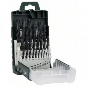 BOSCH Accessoires - set 25 forets hss lamines 1 -1