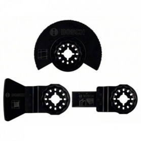 BOSCH Accessoires - set acc multifonctions carrela