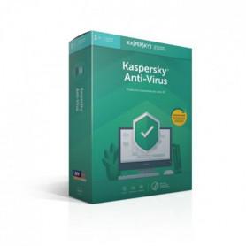 KASPERSKY antivirus 2019, 3 postes, 1 an