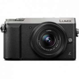 PANASONIC Lumix GX80 Appareil photo Hybride 16 Mp
