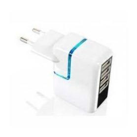 Bluestork Adaptateur mural - 4 ports USB