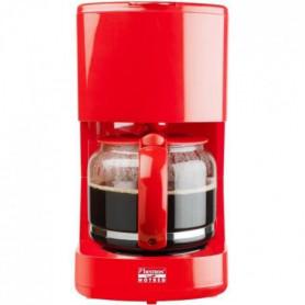 BESTRON ACM300HR Cafetiere filtre - Rouge