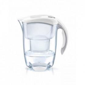 BRITA Carafe filtre ELEMARIS Blanc + 1 cartouche d