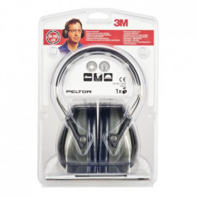 3M Casques de protection auditive Optime II - Gran