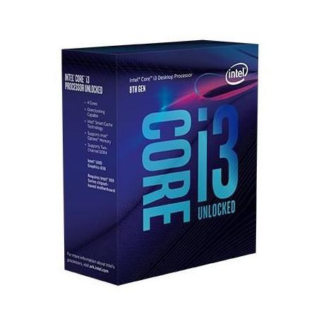 INTEL Processeur Core i3-8350K Coffee Lake - 4.00G