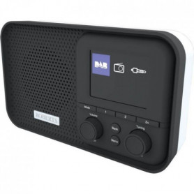 ROBERTS ROBPLAYM5B Radio Numerique portablePlay M5