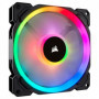CORSAIR Lot de 2 ventilateurs LL140 RGB - Dual Lig