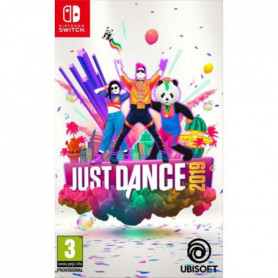 Just Dance 2019 Jeu Switch
