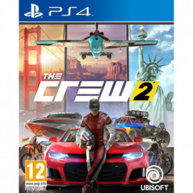 The Crew 2 Jeu PS4