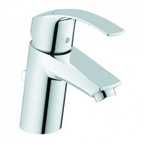 GROHE Robinet mitigeur lavabo Eurosmart - Taille S
