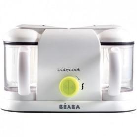 BEABA Robot cuisine bébé 4 en 1 - Babycook Plus né