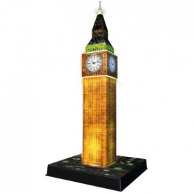 RAVENSBURGER Puzzle 3D Big Ben Night Edition 216 p