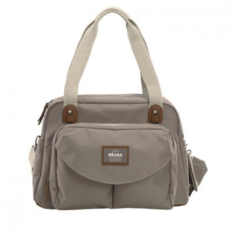 "BEABA Sac a langer Geneve II ""Smart colors"" taupe"