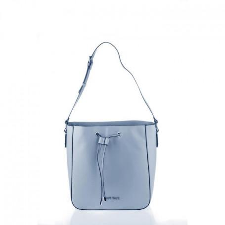 ARMANI JEANS - Sac a Bandouliere Bleu Ciel