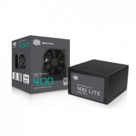 COOLER MASTER Alimentation PC MasterWatt Lite 400 - 80PLUS