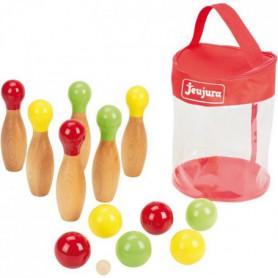 JEUJURA Jeux de bowling et pétanque