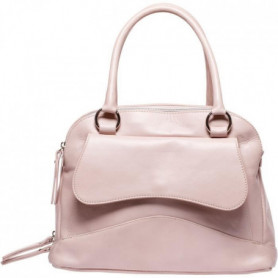 Sac a Main Razzy Rose en cuir