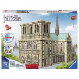 RAVENSBURGER Puzzle 3D Notre-Dame de Paris 216 pcs