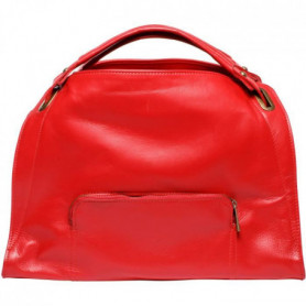 MAIA PARIS - ASTREE Sac a main rouge