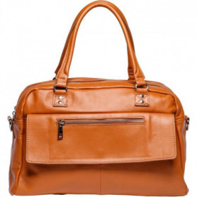 MAIA PARIS - LOLA Sac a main cognac