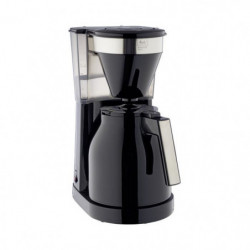 MELITTA Easy Top Therm II 1023-08 - Cafetiere filtre 1L