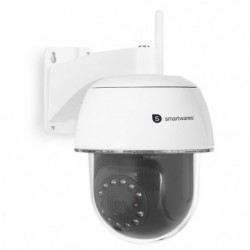 SMARTWARES Caméra de surveillance extérieur motorisée IP