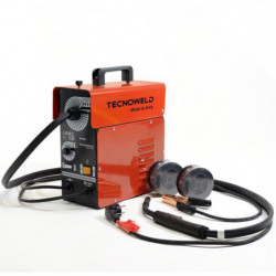 TECNOWELD Poste a souder MIG No Gas 95A MINI MIG + Bobine