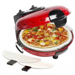 BESTRON DLD9070 Four a pizza - Rouge